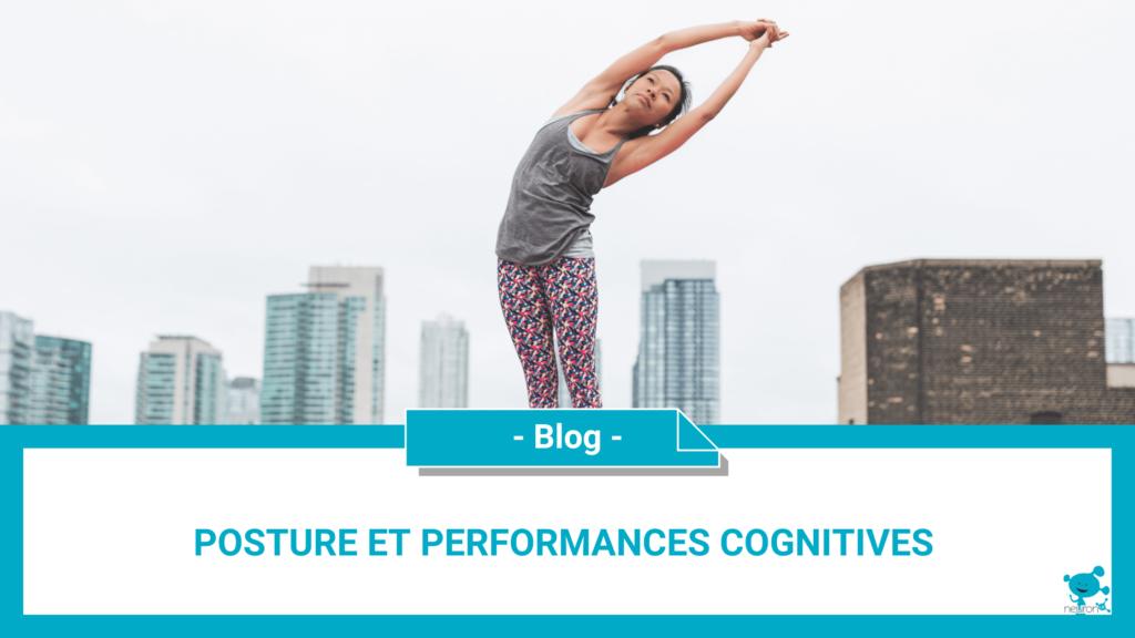 Posture et performances cognitives